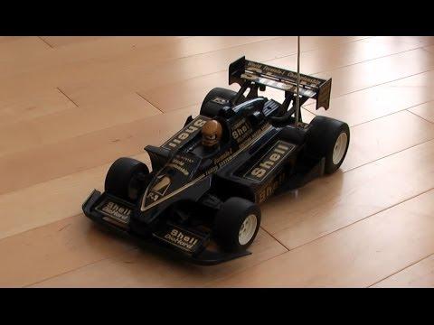 Nikko Turbo Bandit Formula 1 One F1 Car Vintage RC Nostalgia RC