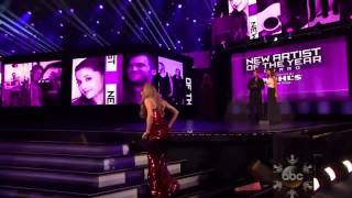 Ariana Grande - Winner New Artist In The AMAs 2013