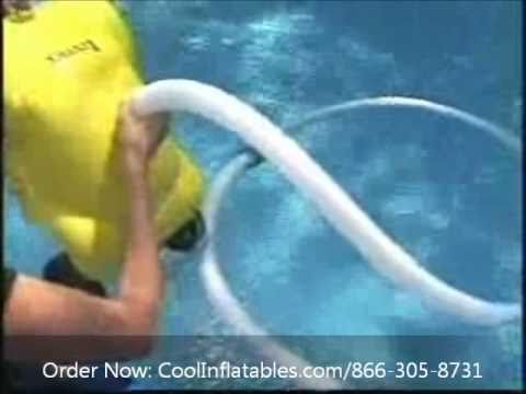 Intex Automatic Pool Cleaner Instructions Youtube
