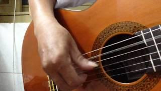 Cơn mưa Phùn (Đức Huy) Guitar Solo