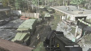 SAS Ambush Ultranationalist Commander - Call of Duty Modern Warfare Remastered