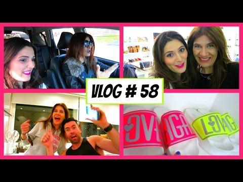 Vlogeando en el showroom de Heyas con Jesica (Argentina) | Vlog #58 | STEPHT
