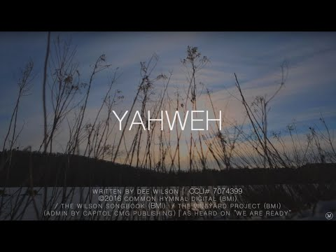 Yahweh | WE ARE READY | Vineyard Song Of The Month