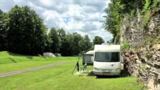 Camping Talacker, Ringgenberg bei Interlaken (Schweiz)