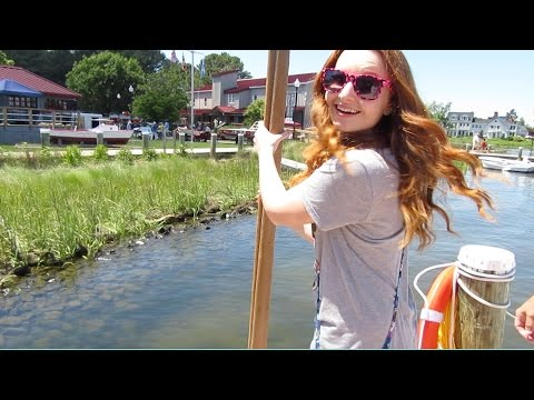 St. Michaels Maryland | Travel Vlog | Chesapeake Bay Maritime Museum Antique and Classic Boat Show