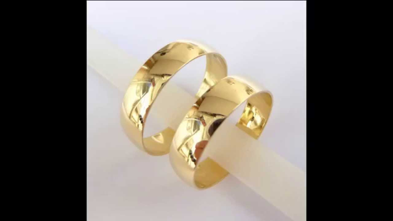 a3ac278ab270 Sets de Anillos de Matrimonio - YouTube