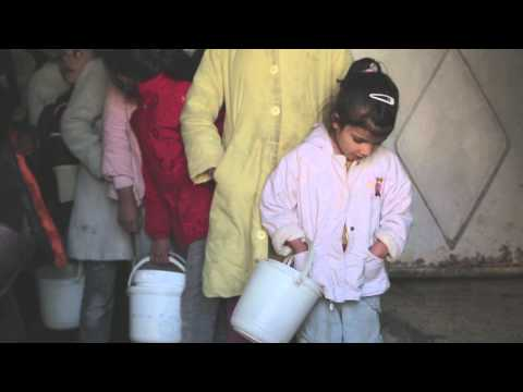 Syrian Children Need Food and Protection