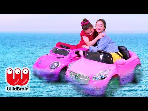 Princess Isabella Floods Kiddyzuzaa Land 🌊 Princesses In Real Life | WildBrain Kiddyzuzaa