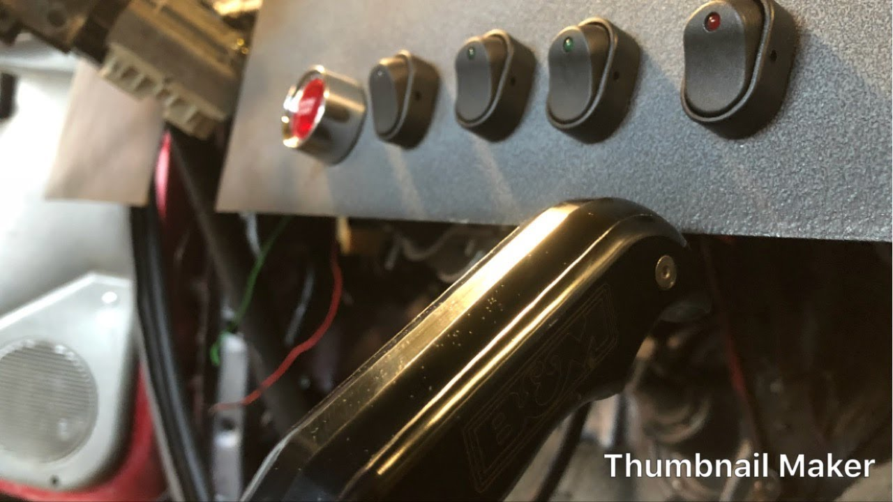 Wiring A Race Car Ms3 Gold Box Ls Harness Install Switches Racing With Fuse Panels And More