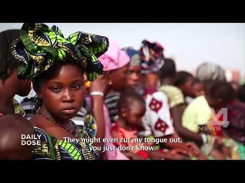 BrightMed Film Festival in i24 News - Malian musicians challenge