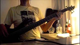 wuthering heights (angra) kate bush bass cover