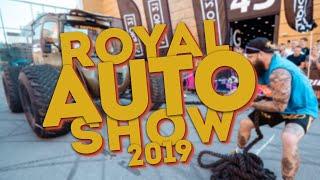 Royal Auto Show 19 by ZAETSVOLK