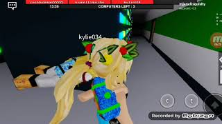 PRO SQUAD❤️Flee the Facility l Roblox l mletfans and kylie034