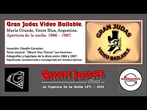 Gran Judas Video Bailable Apertura