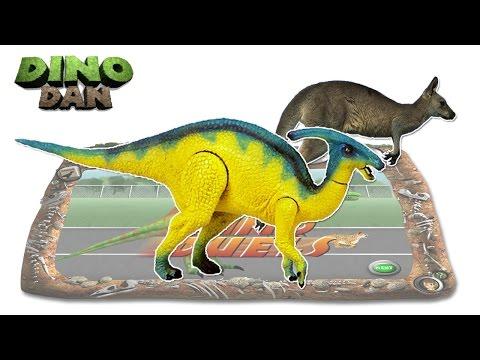 dino dan parasaurolophus - photo #4