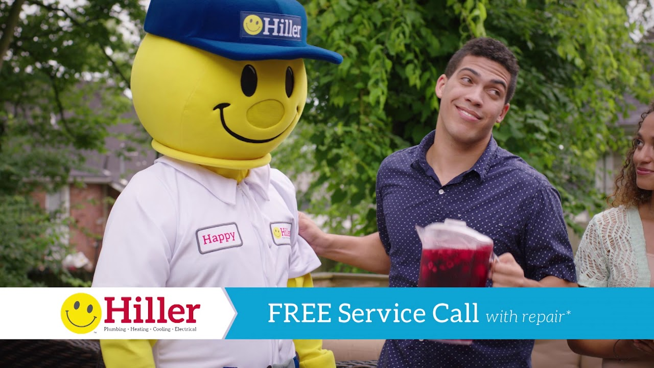 Hiller Plumbing Heating Cooling Electrical Tv Commercial