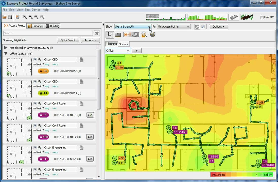 Videos: Wi-Fi 802 11n Site Surveys and Network Planning