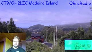 CT9/OH2LZC Madeira 16.8.2018