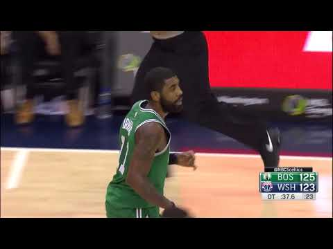 Kyrie Irving DEEP GAME-WINNER - Celtics vs Wizards | Dec 12, 2018 | 2018-19 NBA Season