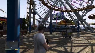 Grand Theft Auto V végigjátszás 67. - Végjáték