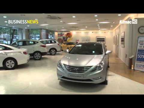 Auto industry trends for 2012