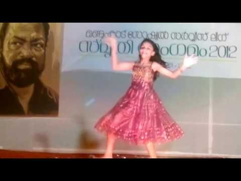 Chikni Chameli cinematic dance by Sreelakshmi Padinjare