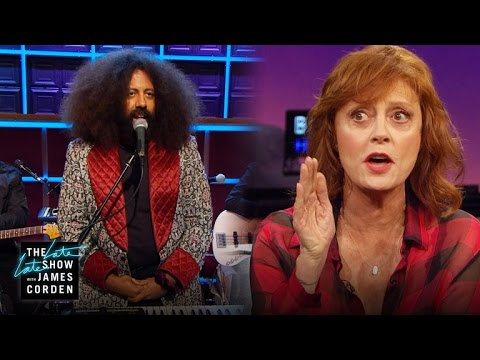 Reggie's Question: Susan Sarandon