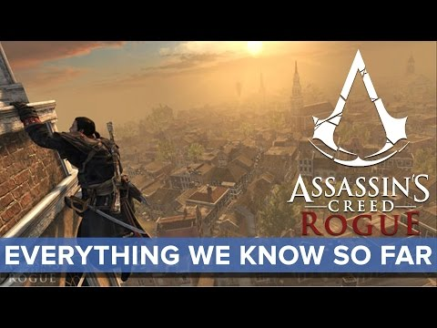 Assassin's Creed: Rogue: Everything we know so far - Eurogamer