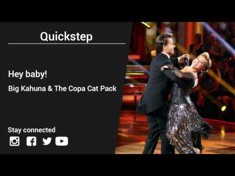 Big Kahuna & The Copa Cat Pack – Hey baby! - Quickstep music