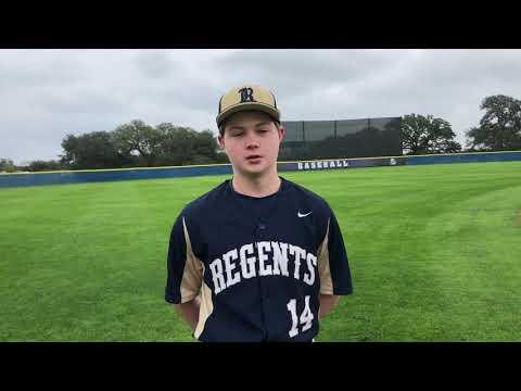 2019 VYPE Austin Baseball Preview: Regents School of Austin Knights Baseball