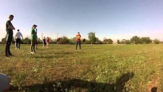Бейсбол в Волгограде! GoPro[HD]