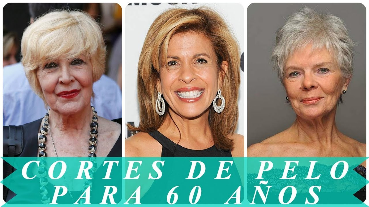 cortes de cabello para mujeres de 70
