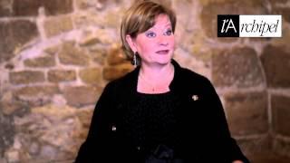 """Sylvia Lebègue présente """"Choron et moi"""""""