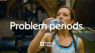 Problem Periods | Nuffield Health