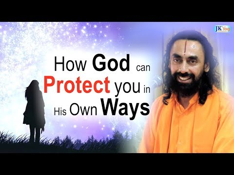 How God Can Protect You in his Own Ways? | Swami Mukundananda | MUST WATCH
