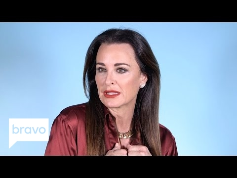 RHOBH: Does Kyle Richards Want to Become a Grandma? (Season 7) | Bravo