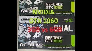 Майнинг. Есть ли разница Nvidia GTX 1060 3Gb и 6Gb?