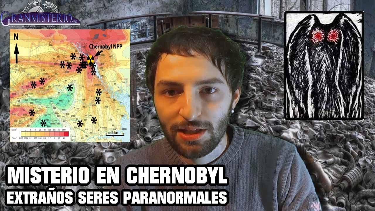 Misterio en Chernobyl - Extraños seres Paranormales - YouTube