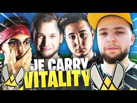 J'OFFRE LA VICTOIRE À VITALITY ! ft GOTAGA, MICKALOW & ADZ