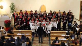 """HAPPY CHRISTMAS - Coro Parrocchiale """"Santa Caterina da Siena""""- Bisceglie"""