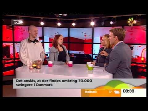 At være swinger - Go Morgen Danmark Tv2 (10. november 2010)