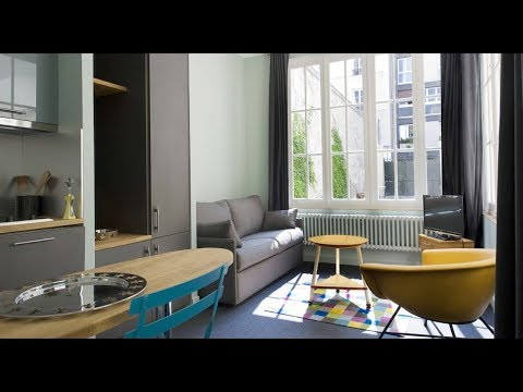 Helzear Montparnasse Suites - Paris Hotels, France