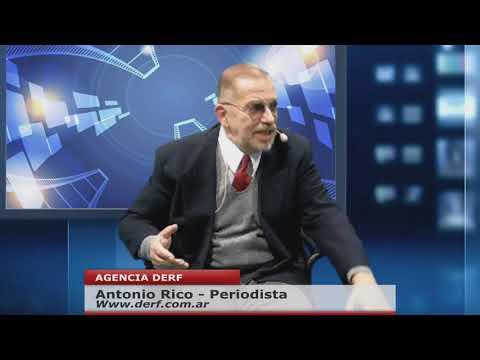 Macri tiene que renunciar o adelantar... - Antonio Rico