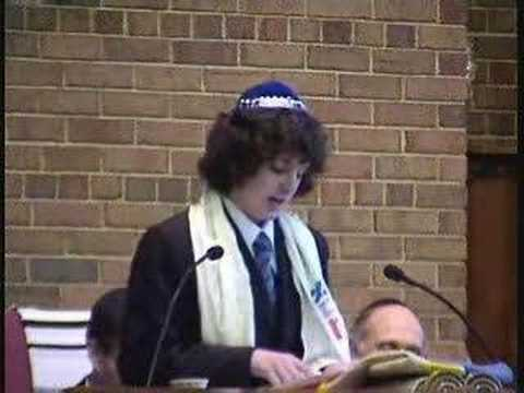 Best Bar Mitzvah Speech