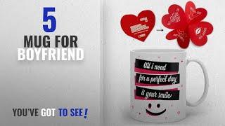 Top 10 Mug For Boyfriend [2018]: Indibni Need Your Smile Gift Valentine Gifts Printed Coffee Mug