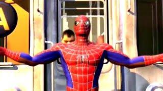 Spider-Man 2 (PSP) - All Cutscenes