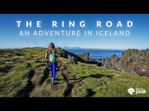 The Ring Road: An Adventure in Iceland