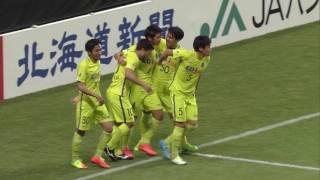 2017年3月18日(土)に行われた明治安田生命J1リーグ 第4節 札幌vs広...