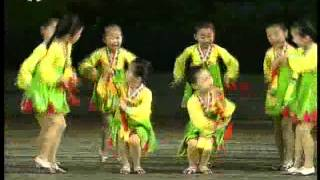 "[Dance] ""Red Ribbon"" {DPRK Music}"
