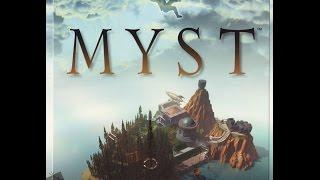 Myst (1993). Полное прохождение.